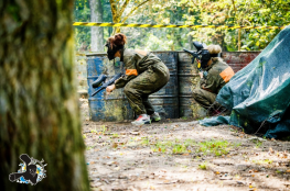 Rybnik Atrakcja Paintball Paintball-Rybnik.pl