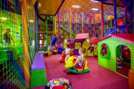 Wodzisław Śląski Atrakcja Sala | plac zabaw Zoolandia